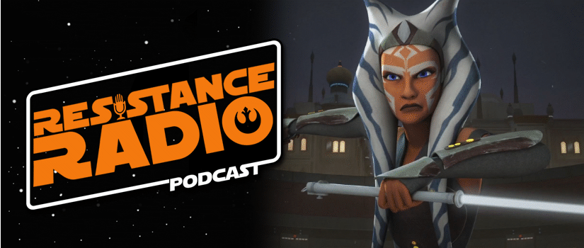 Episode #33: Ahsoka