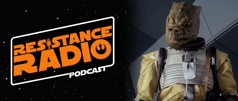 Episode #123: Bossk The Bounty Hunter