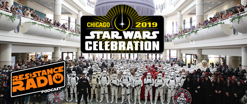 Star Wars Podcast Meetup at Celebration Chicago