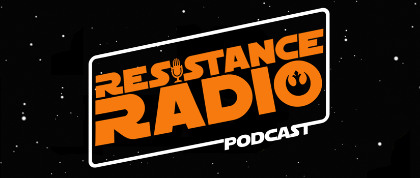 Episode # 17: Live from IndyPopCon, It's Resistance Radio and the 501st