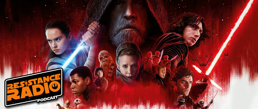 Episode #89: The Last Jedi Discussion! (Spoilers)