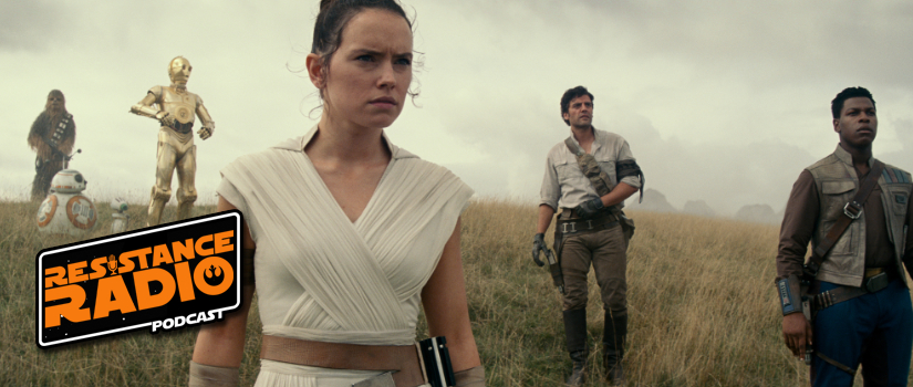 Episode #128: The Rise of Skywalker